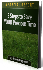 3 Steps to Save YOUR Precious Time 01