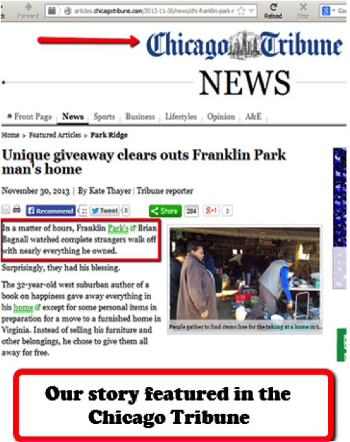media story