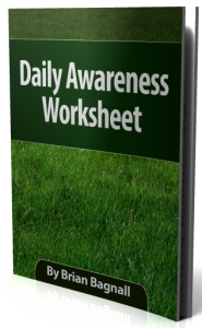 Daily Awareness Worksheet 00